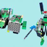 レゴ変形ロボ!ティグレット