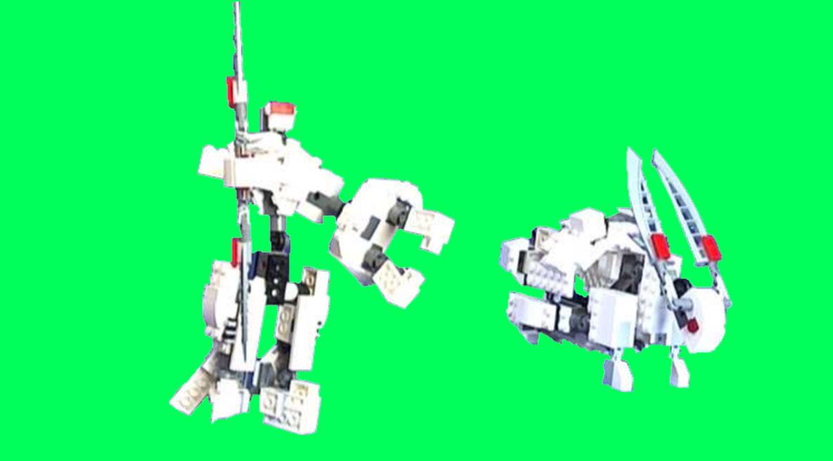レゴ変形ロボ!ロートバッシュ